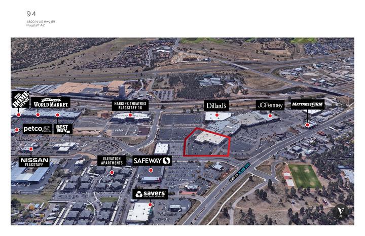 6bc04d50816 At Flagstaff Mall | Seritage